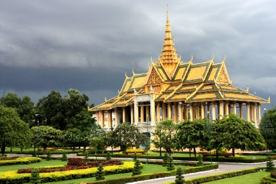 Phnom Penh, Royal Palace