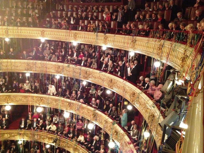 New Year's Concert in The Royal Theatre