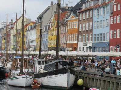 Nyhavn Lunch