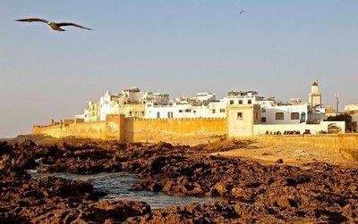 Essaouira old city