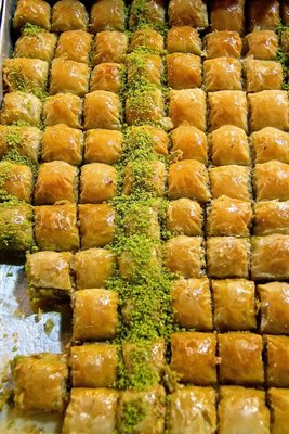 Baklava's