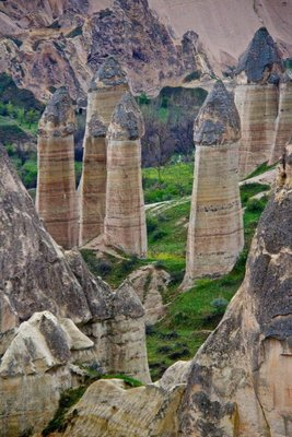Fairy Chimneys, Love Valley, Hmmmmm.........