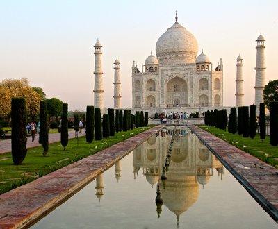 Taj Mahal sunrise 2