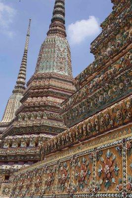 Wat Po Chedi's