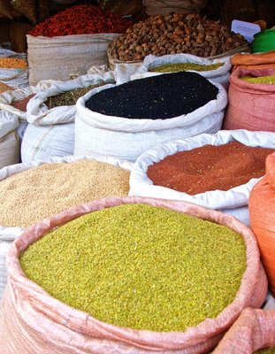 Spices, The Mercato, Addis Ababa