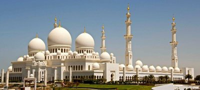 Sheikh Zayed grand mosque 1