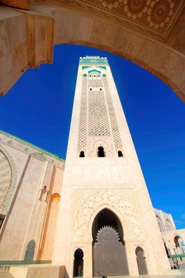 Hassan II mosque pic 1