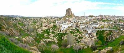 Ortihisar castle
