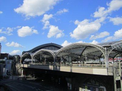 Cologne Hoftbahnhoff