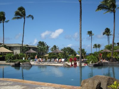Pool at the Westin Princeville