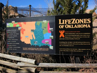 Oklahoma Trails Exhibit