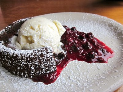 Dessert at Madrona Bar & Grill