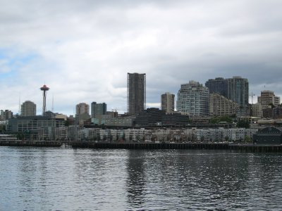 From the Bainbridge Island Ferry