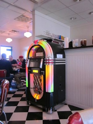Southern Flyer Diner - Brenham Municipal Airport