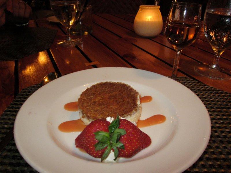 Dessert Course at Nanea