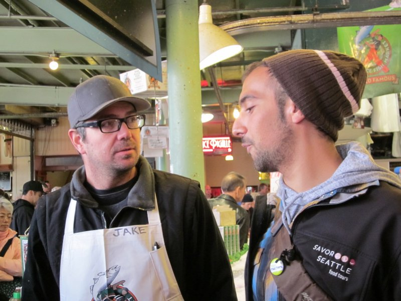Savor Seattle Pike Place Market Tour