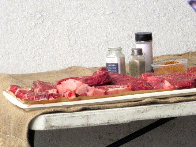 Local Yocal Steak 101 Class