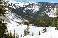 Mount Rainier National Park - Reflection Lakes