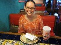 Pre-trip Mexican food dinner
