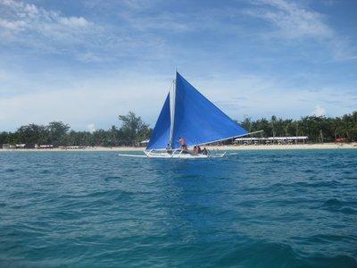 Island Hopping in Boracay