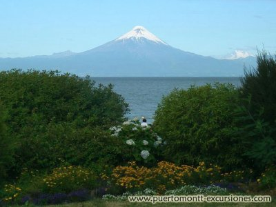 Osorno volcano