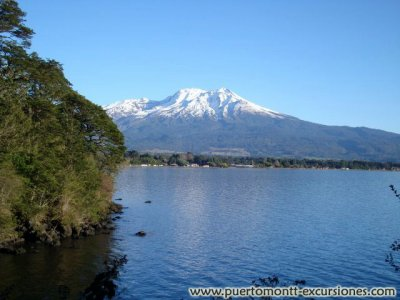 Calbuco volcano