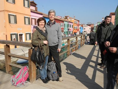 Burano Bridge