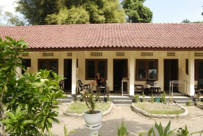 indah homestay - sengiggi - lombok