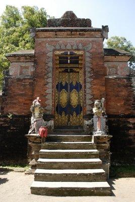 temple enterance - lombok