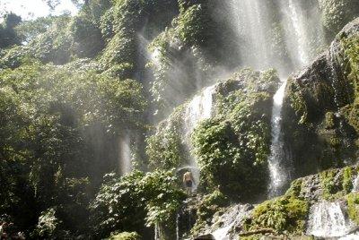 waterfall 2 - Lombok