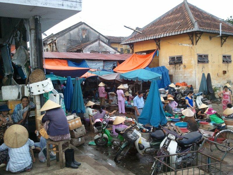 Hoi An, Vietnam Fish & Open Market