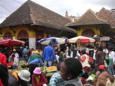 Marché d Analakely