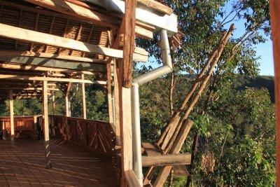 Le Relais du Naturaliste a Vohimana, ecotourism in super comfy wooden shacks