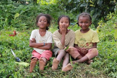 3 girls in Fanovalo