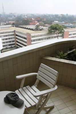 5 stars balcony in Nairobi