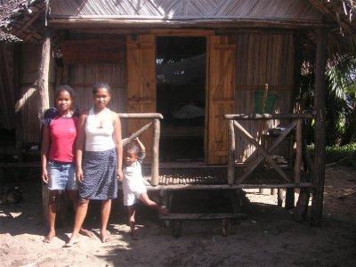 Hebergement chez l habitant a Andranokoditra