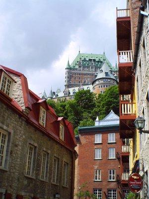 Quebec's Finest Hotel
