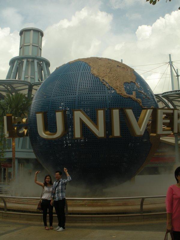 Universal Studios Singapore!