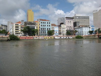 1-23.3 Recife, Brazil boat tour on rivers