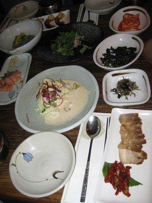 4-9.53  Korean Lunch