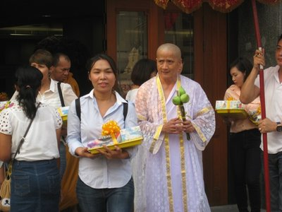 3-19.3 Monk novication ceremony