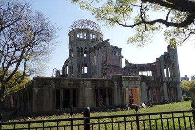4-11r (30) Hiroshima Peace Memorial
