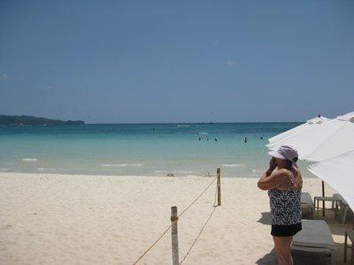 4-18 (16) Boracay Island beach