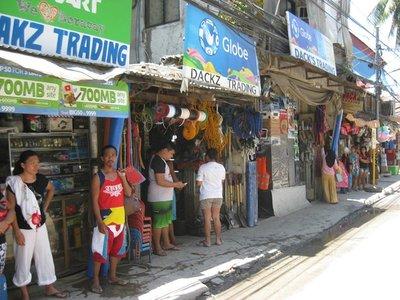 4-18 (9) Island shops