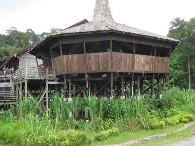 4-23 (24) Bidayuh House