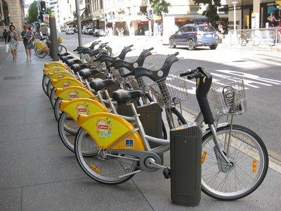 5-7 (34) Rental Bikes