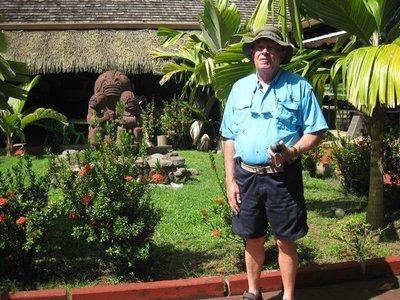 6-1.11 Nuku Hiva statue