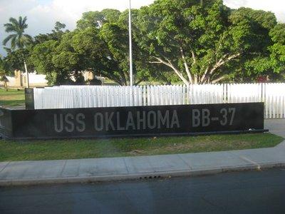 6-7 (69) USS Oklahoma Memorial