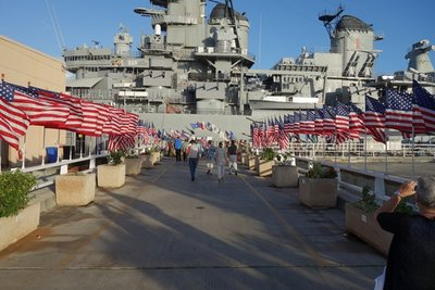 6-7r (40) Battleship Missouri Party