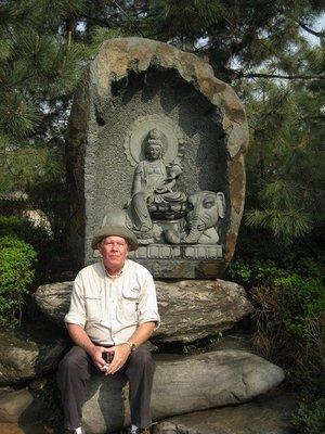 4-2.27 Roger at Pagoda